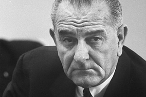 lyndon baines johnson the thirty sixth president of the united states and the concept of the great s On november 22, lyndon baines johnson became the 36 th president of the united states following the assassination of john f kennedy in dallas, texas he was sworn in aboard air force one at 2:38 pm explore tragedy and transition , our website about that fateful day.